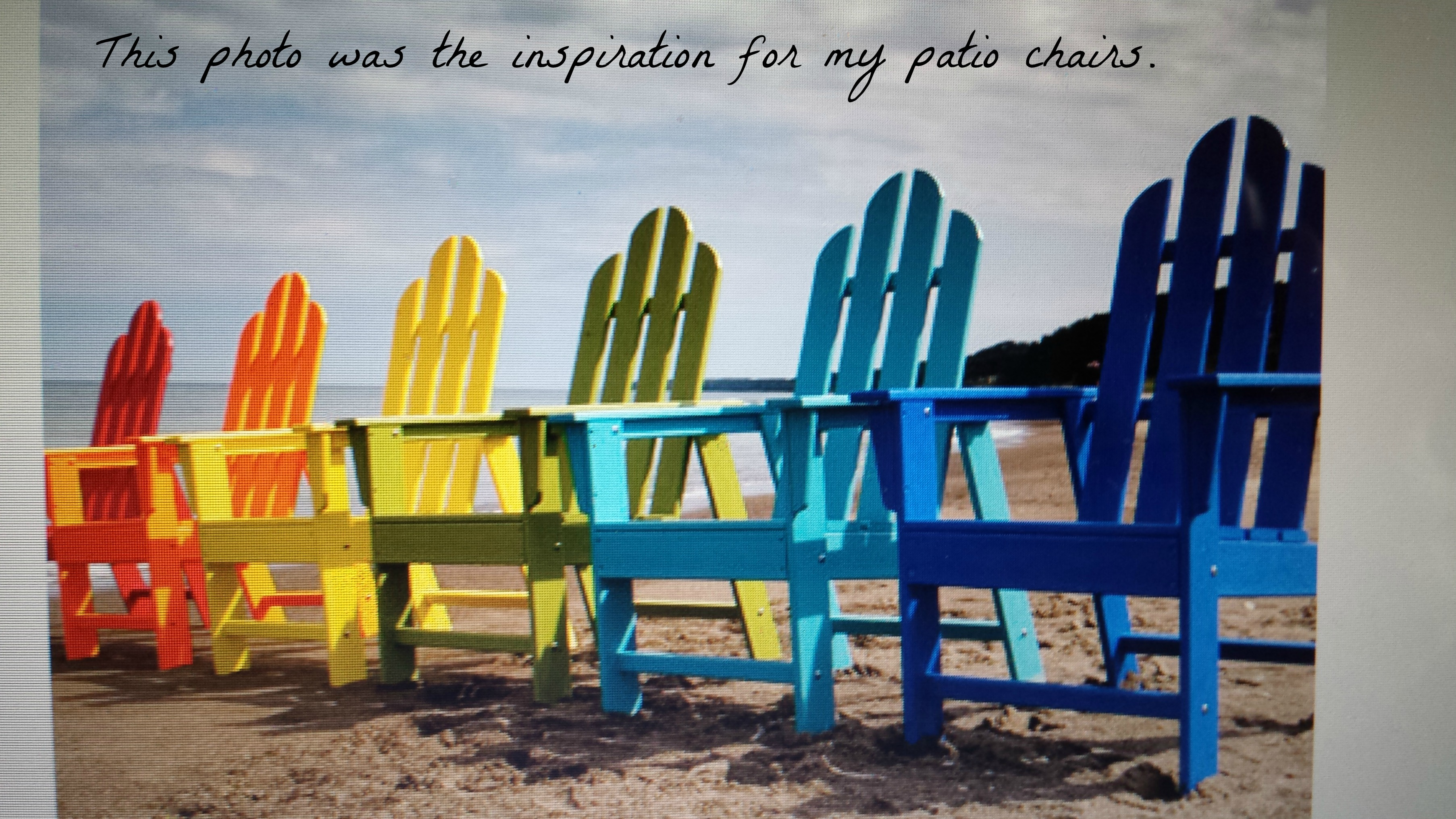 How to repaint plastic lawn chairs and furniture plastic outdoor - 1rfbcolorinspiration In My Post About The Plastic Side Tables