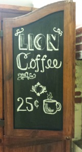 Lioncoffee