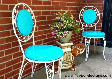 turquoisechairs